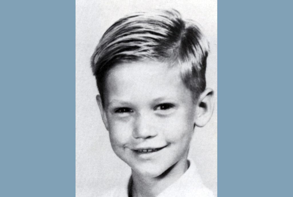 Peter Bachmann born in Evanston, IL